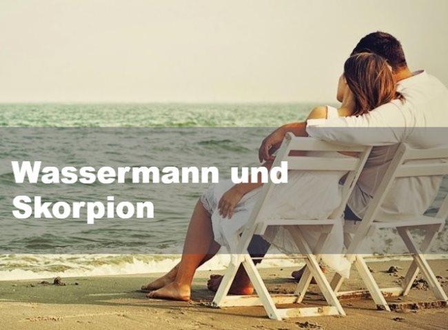 Wassermann Und Skorpion Sexuell