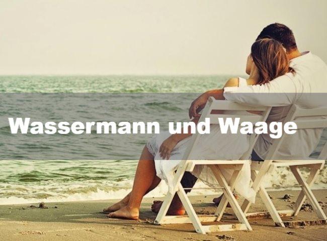 wassermann und die liebe