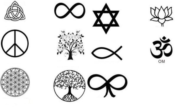 Bedeutungen Und Symbolik Der 150 Populärsten Tattoos