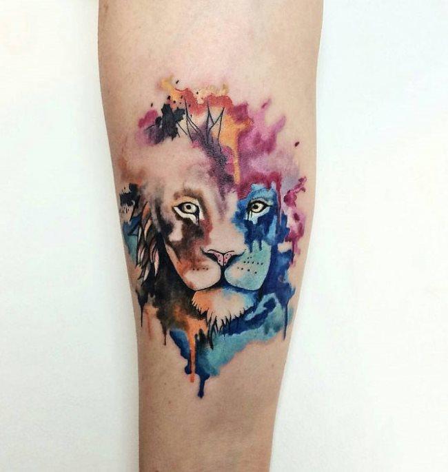 reh tattoo bedeutung