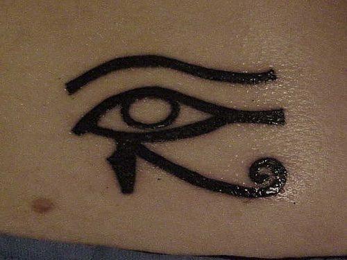 Pharoa Tattoo Design