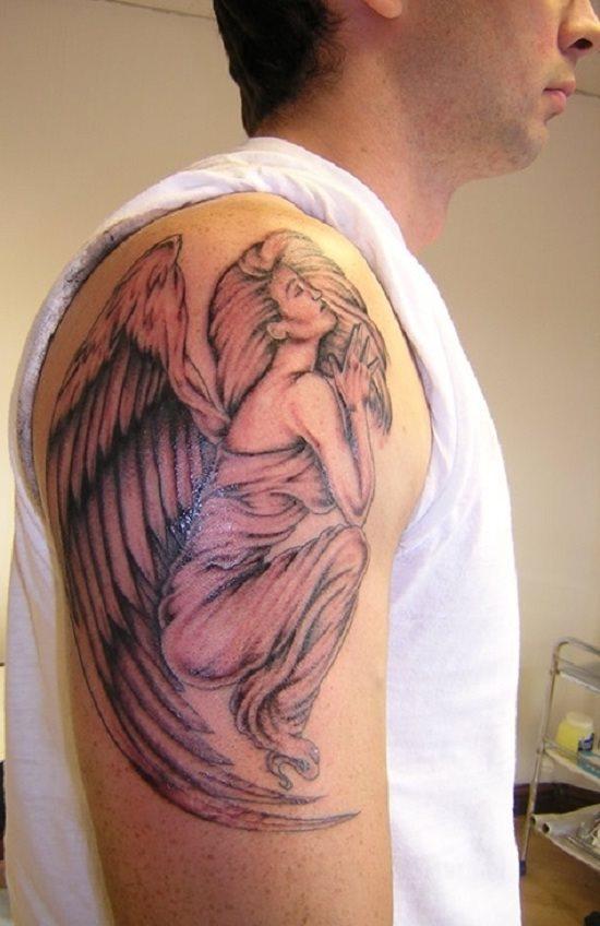 Tattoo motive engel Tattoo Motive
