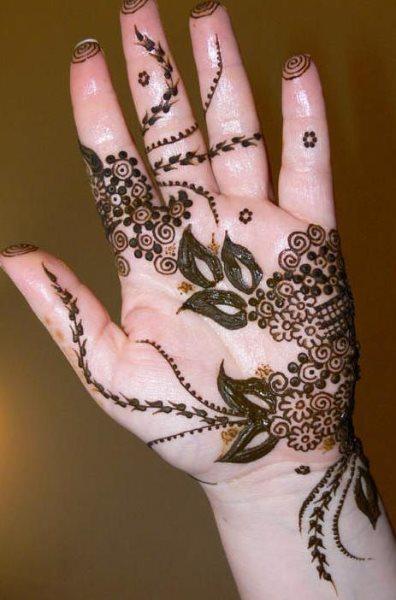 70 tempor re henna tattoos f r frauen. Black Bedroom Furniture Sets. Home Design Ideas