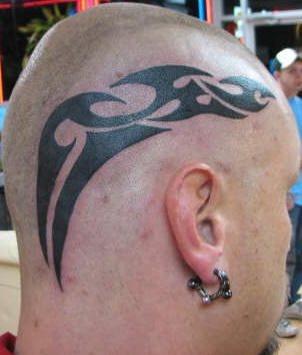 Tattoo Kopf