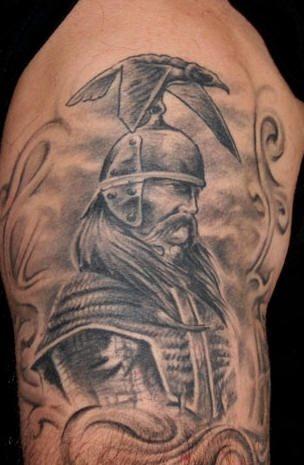 72 keltische krieger wikinger krieger und k mpfer tattoos for Tattoo donne guerriere