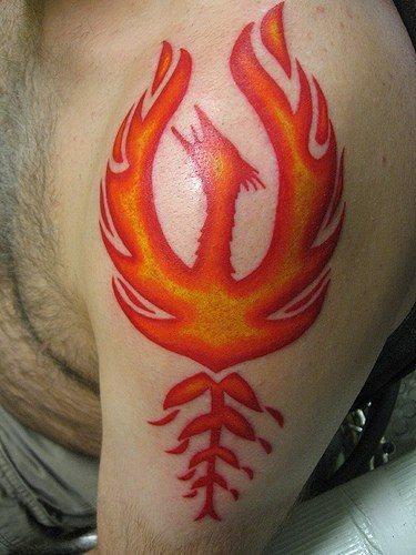 Phonix Tattoos 100 Neue Ideen