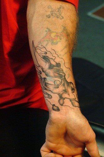 Kunstlerische Unterarm Tattoos 75 Schone Designs