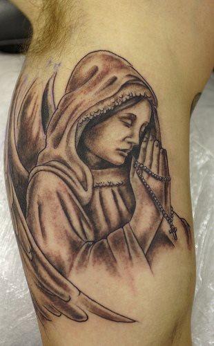 Tattoo-Tata! Ein Christ mit Tattoo – Nanu? | unendlichgeliebt
