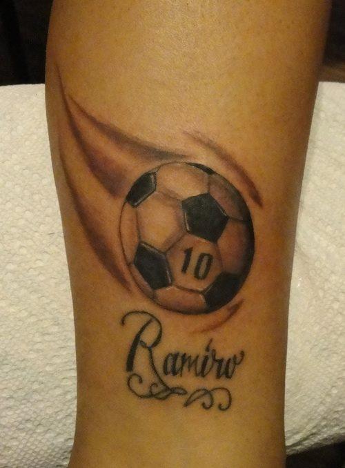 40 Sport Tattoos Fussball Und Andere Sportarten
