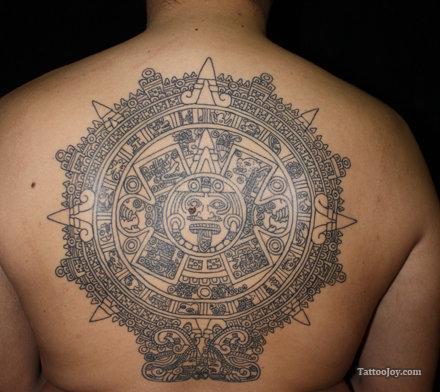 Chakana Tattoo Designs