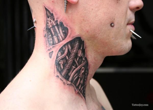 kleine tattoos mann