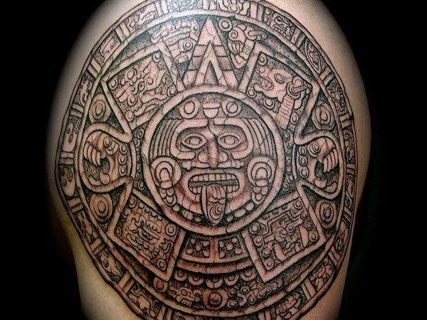 mayakultur tattoos 40 neue bilder. Black Bedroom Furniture Sets. Home Design Ideas