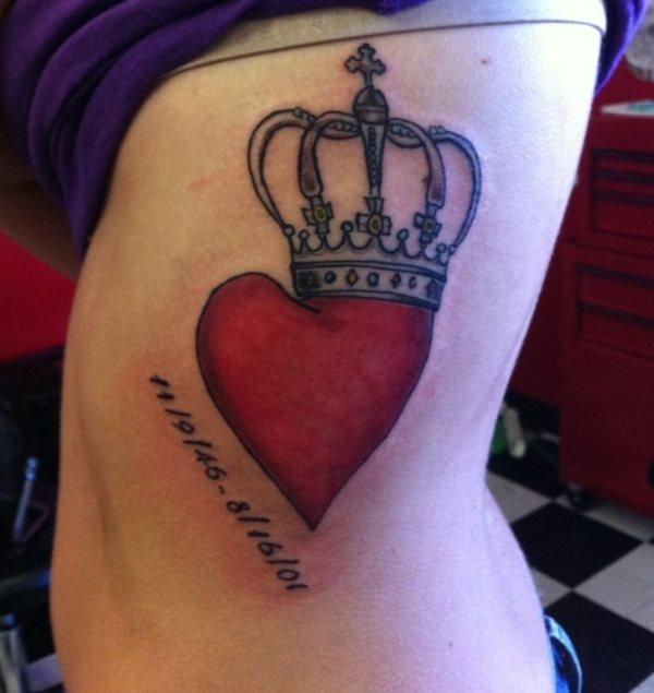 M tattoo mit herz buchstabe 250+ Tattoos