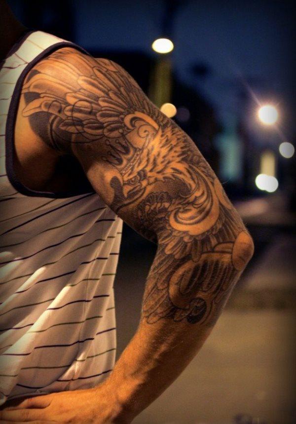 87 Gliedmaßen Und Oberarm Tattoos Galerie