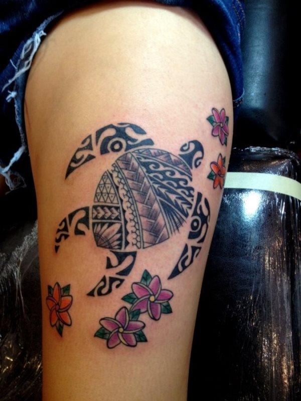 66 Schildkröten Und Meeresschildkröten Tattoos Fotogalerie