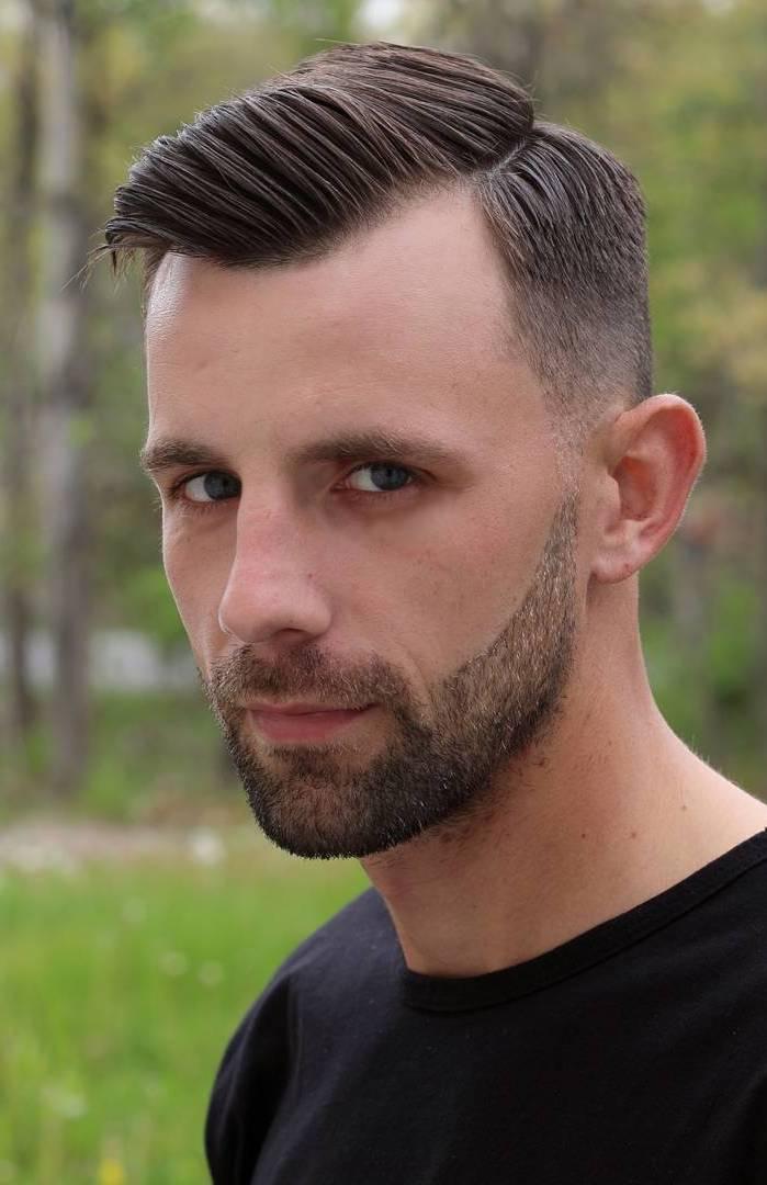 90 perfekte Haarschnitte für den Mann mit Geheimratsecken