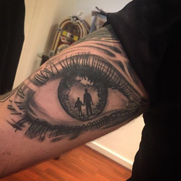 Tattoo vater tochter keltisch