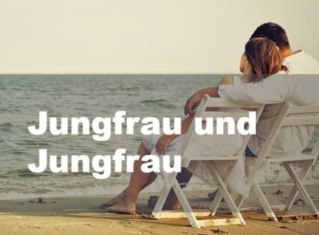 Jungfrau mann waage frau
