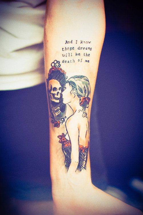 tattoos auf arme 95 bilder f r jeden geschmack. Black Bedroom Furniture Sets. Home Design Ideas