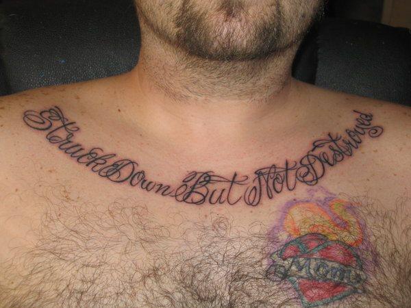 68 Brust Tattoo Ideen Bildergalerie