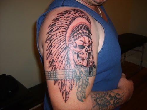 66 Indianer Nordamerikas Tattoos Bildergalerie