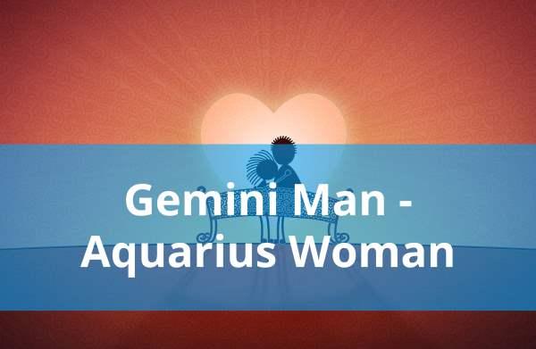 Why do geminis like aquarius