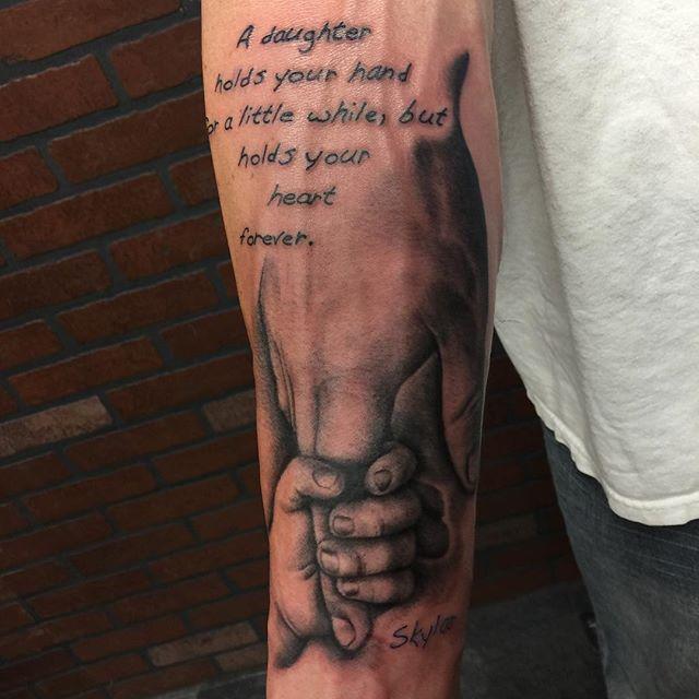 75 Tatuajes De Homenaje Y Respeto A Muertos O Personas