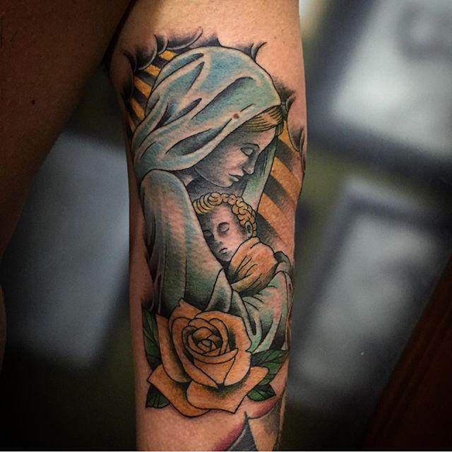 140 Tatuajes Religiosos Muchos Símbolos Diferentes