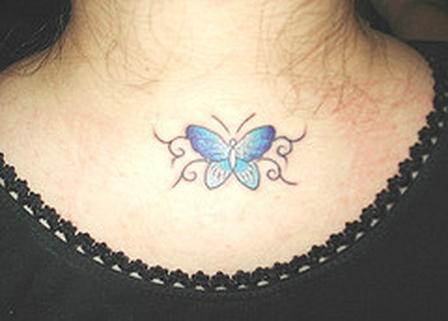 La Mejor Coleccion De Tatuajes De Mariposas