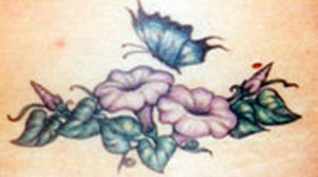 la mejor colecci n de tatuajes de mariposas. Black Bedroom Furniture Sets. Home Design Ideas