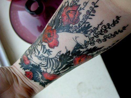 Antebrazo: 169 Tatuajes para todos los gustos