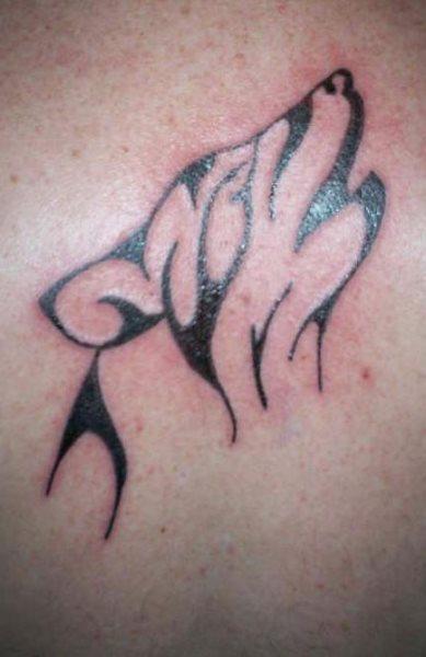 199 Magnificas Fotos Con Tatuajes De Lobos