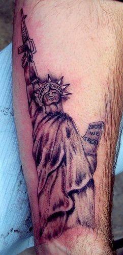 Tatuajes Americanos Indios Nativos Bandera De Usa Y Más