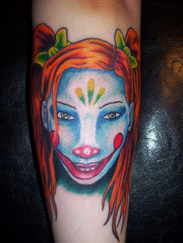 79 Tatuajes De Payasos Coloriodos Diabolicos Y Jokers