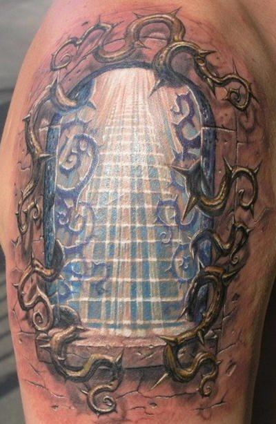 Tatuajes De Realidad Aumentada En 3d