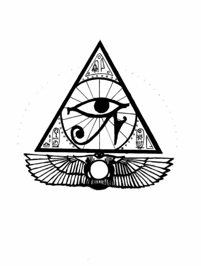 Plantillas De Tatuajes De Triangulos