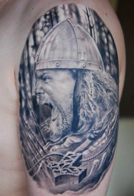 Tatuajes De Guerreros Gladiadores Y También Guerreras