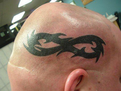 El Símbolo De Infinito Tatuajes Con Símbolos Populares