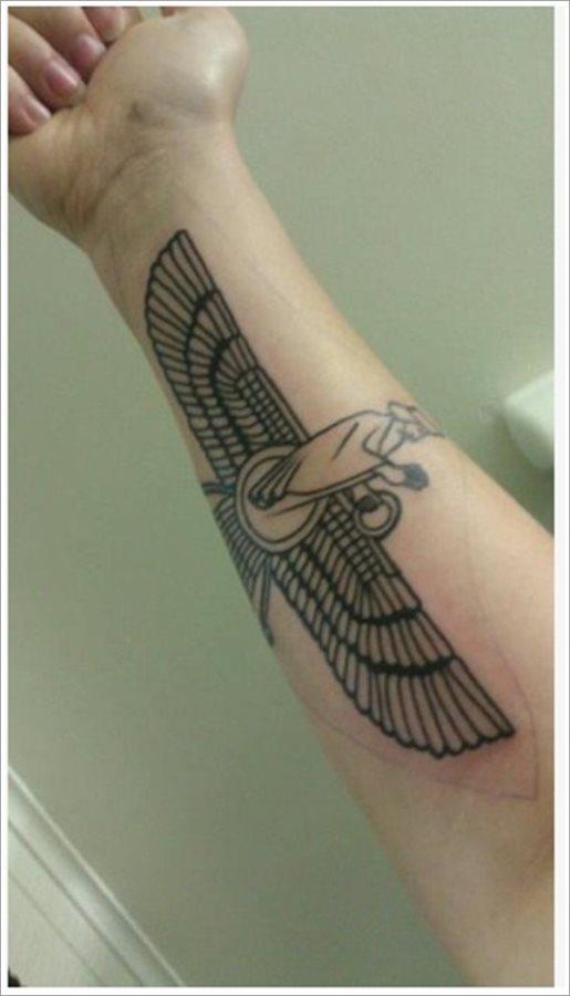 98 Tatuajes Egipcios Jeroglíficos Dioses Y Ojos