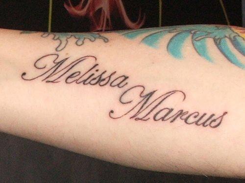 tatuajes letras 13