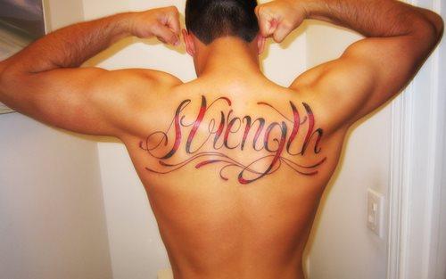 tatuajes letras 23
