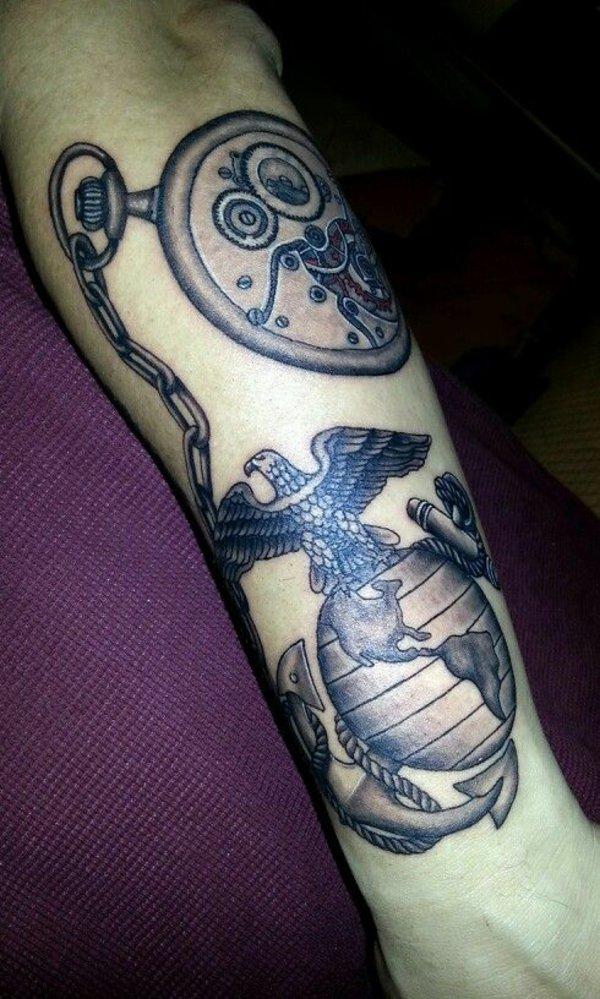 idea tatuaje antebrazo 100