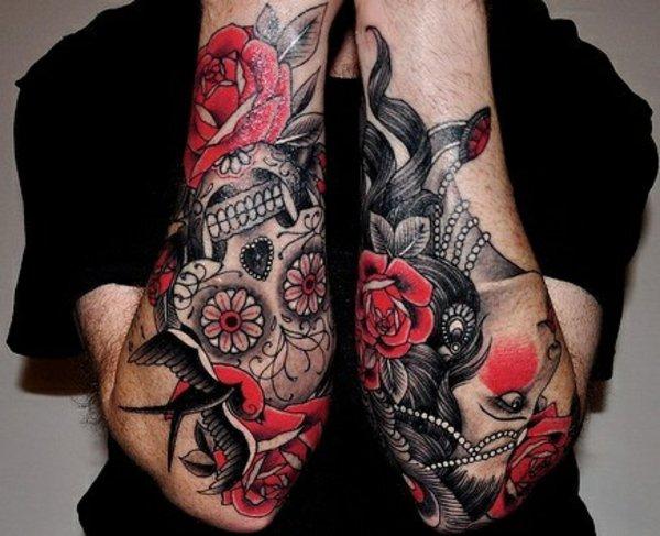 idea tatuaje antebrazo 113