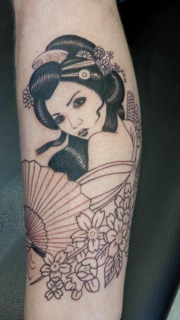 tatuaje antebrazo modelo 103