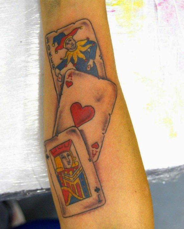 tatuaje antebrazo modelo 110