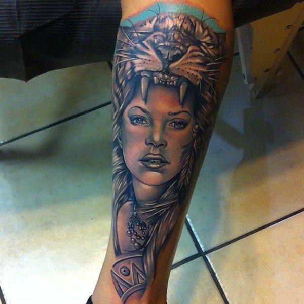 tatuaje antebrazo modelo 111