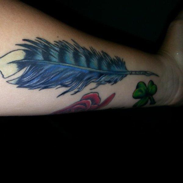tatuaje antebrazo modelo 129