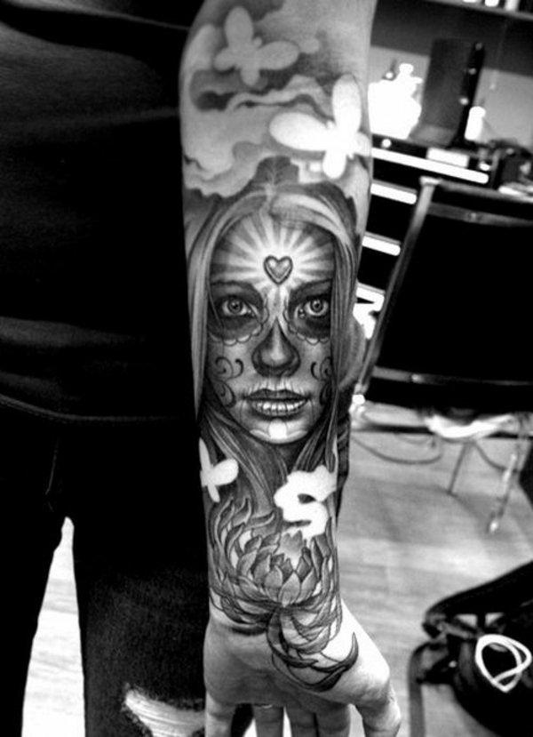 tatuaje antebrazo modelo 131