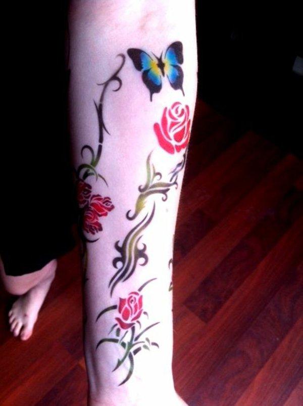 tatuajes antebrazos foto104