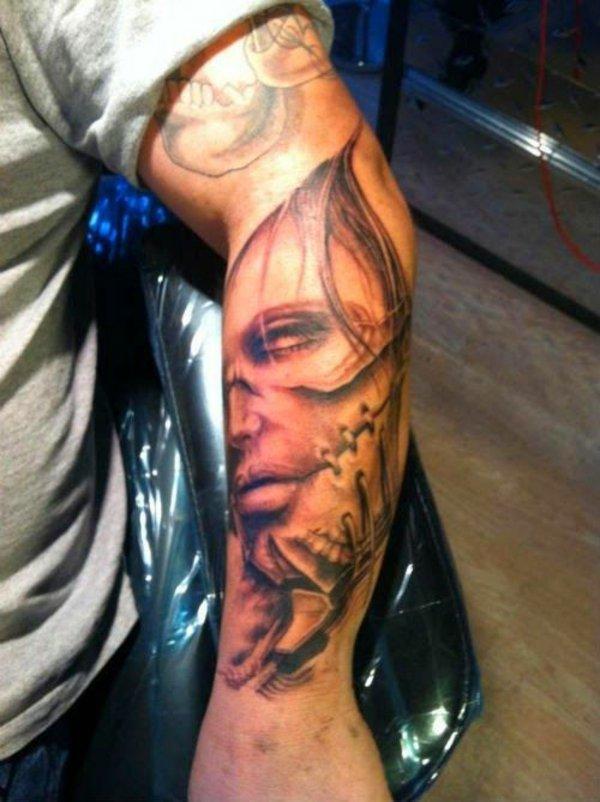 tatuajes antebrazos foto108